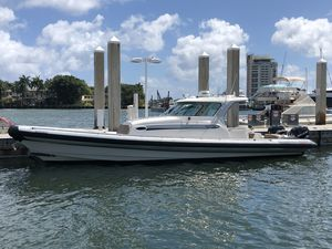 Used Protector Tauranga 38 Tender Boat For Sale