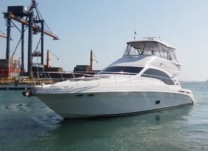 Used Sea Ray 550 Motor Yacht For Sale