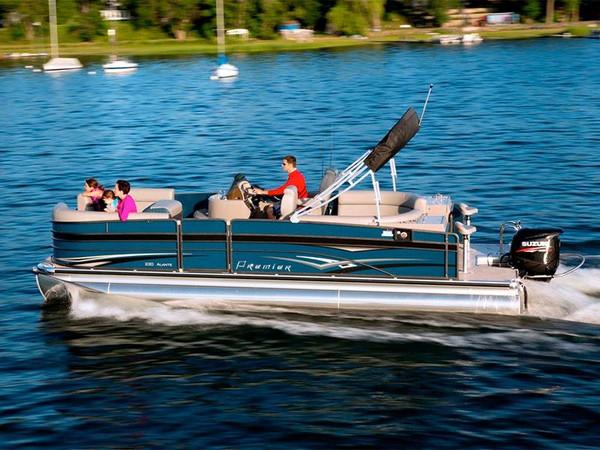 New Premier Alante 230 Pontoon Boat For Sale