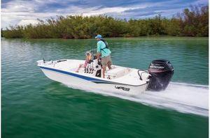 New Mako SKiff 17 w/75ELPT 4S STD Saltwater Fishing Boat For Sale