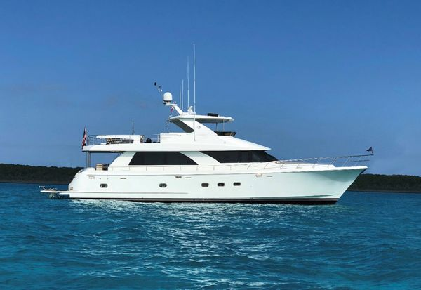 Used Ocean Alexander Open Flybridge Boat For Sale