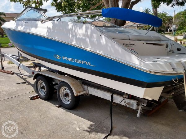 Used Regal 2000 Bowrider Boat For Sale