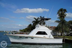 Used Egg Harbor 33 Convertible Sports Fishing Boat For Sale