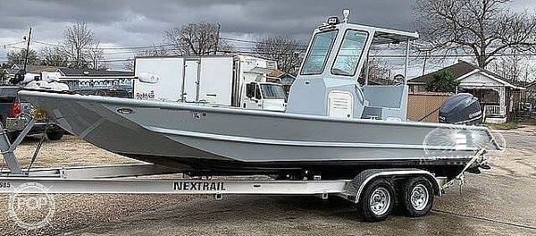 Used Homebuilt Custom Bay Boat For Sale