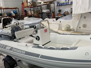 Used Novurania 360 DL Tender Boat For Sale