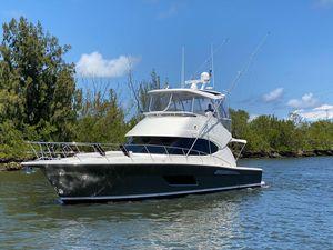 Used Riviera 45 Open Flybridge Boat For Sale
