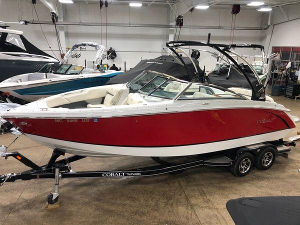 Used Cobalt R5 Bowrider Boat For Sale
