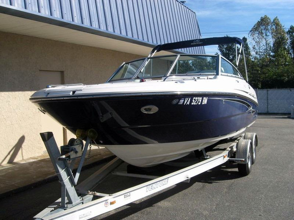 Used Monterey 220 EX Explorer Bowrider Boat For Sale