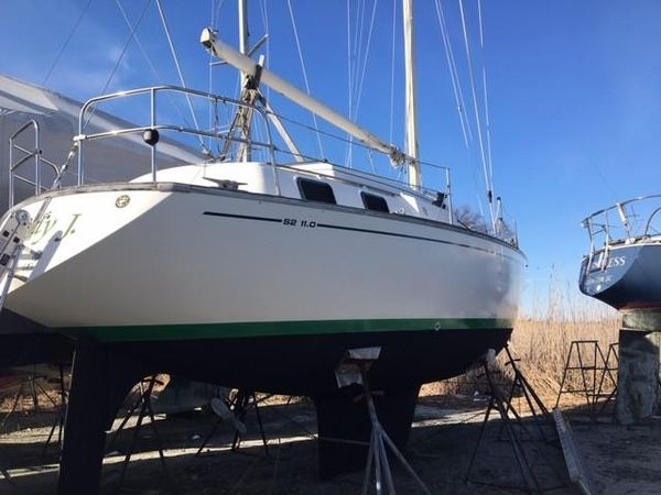 Used S2 36 Center Cockpit Cruiser Sailboat For Sale