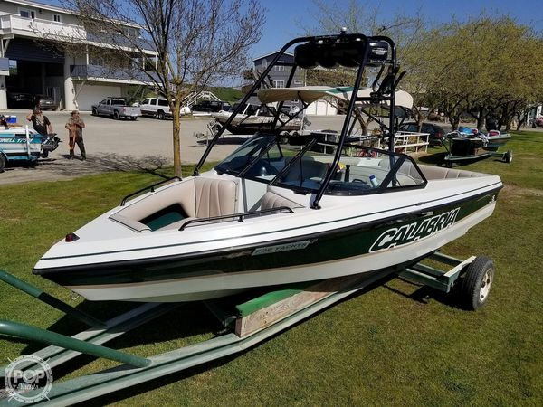 Used Calabria Sport Comp Ski and Wakeboard Boat For Sale