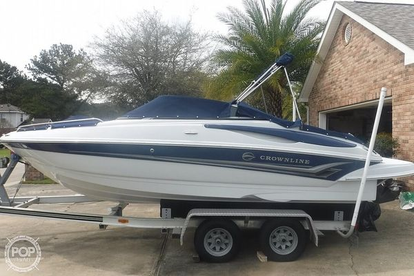 Used Crownline 200LS Bowrider Boat For Sale