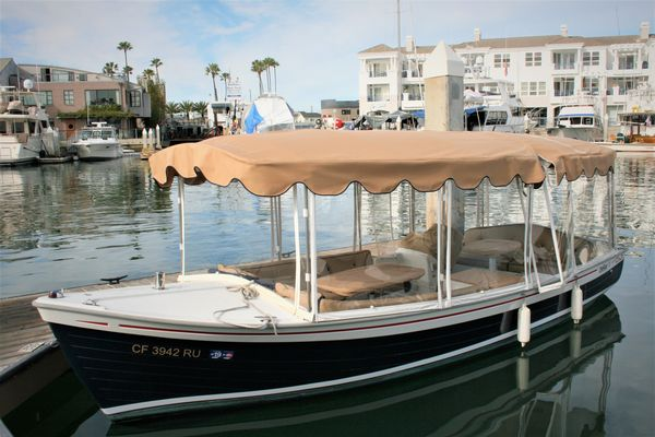 Used Duffy Old Bay Saltwater Fishing Boat For Sale