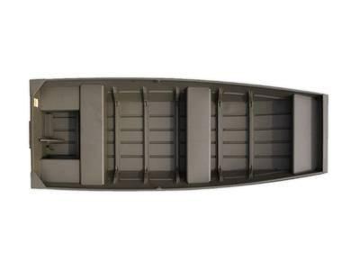 New Crestliner 1200 1236 CR Jon Boat For Sale