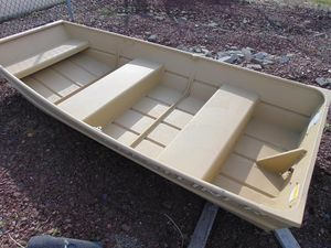 New Crestliner 1000 1040 CR Jon Boat For Sale