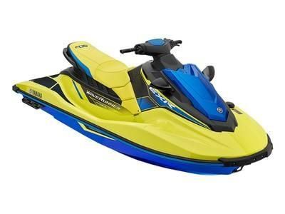 New Yamaha Waverunner EXR Personal Watercraft Boat For Sale