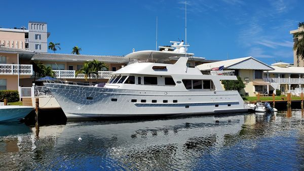 Used Outer Reef Yachts 730 MY Trawler Boat For Sale