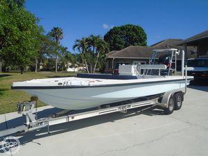 Used Allwater Custom 21 Flats Fishing Boat For Sale