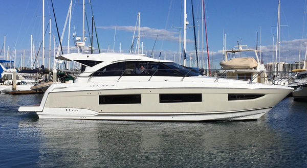 New Jeanneau Leader 46 Express Cruiser Boat For Sale