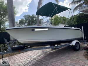 Used Trophy 1703 CC Center Console Fishing Boat For Sale