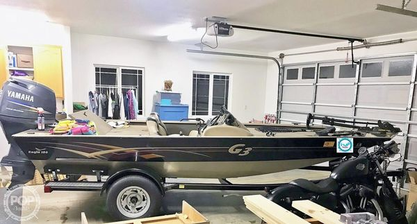 Used G3 180 Eagle Bass Boat For Sale
