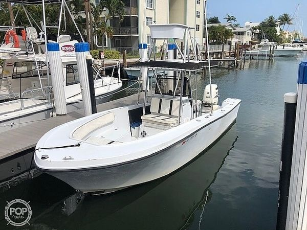 Used Mako 241 CC Center Console Fishing Boat For Sale