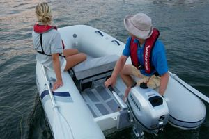 New Highfield UltraLite 260 Tender Boat For Sale