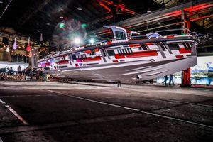 New Axopar 37 Spyder Center Console Fishing Boat For Sale