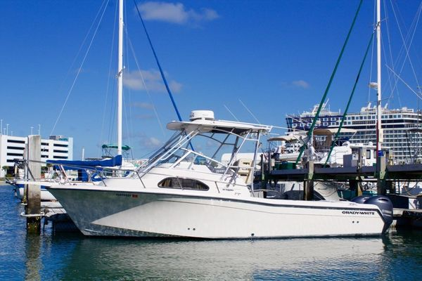 Used Grady-White Sailfish 282 Center Console Fishing Boat For Sale