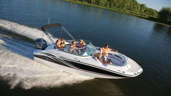 New Hurricane 191 Deck Boat For Sale