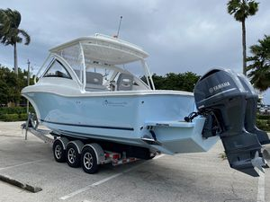 New Albemarle 31 Dual Console Boat For Sale