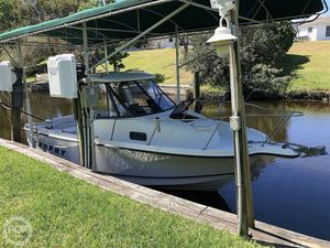Used Trophy 2352 FN Walkaround Fishing Boat For Sale