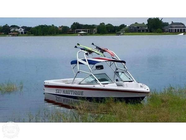 Used Correct Craft Ski Nautique 206 Limited Ski and Wakeboard Boat For Sale