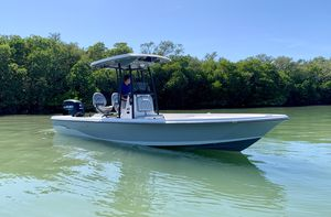 New Blue Wave 2400 Center Console Fishing Boat For Sale
