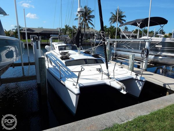 Used Gemini 3400 Catamaran Sailboat For Sale