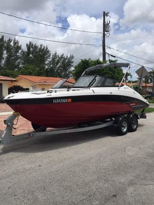 Used Yamaha Boats Sx210 High Performance Boat For Sale