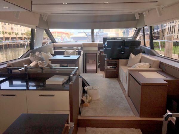 Used Prestige 630 Flybridge Boat For Sale
