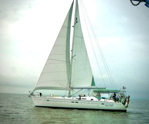 Used Beneteau 423 Cruiser Sailboat For Sale