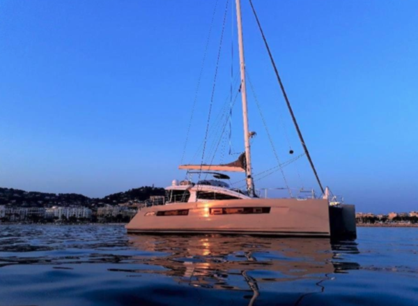 Used Privilege Catamaran Sailboat For Sale