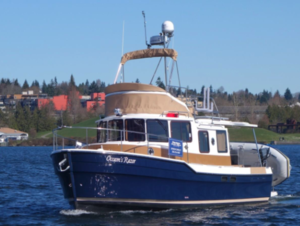 Used Ranger Tugs R-31CB Trawler Boat For Sale