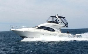 Used Sea Ray 44 Sedan Bridge Flybridge Boat For Sale