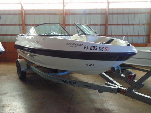 Used Sea-Doo Utopia Jet Boat For Sale
