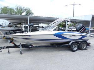 Used Triton 210 Escape Ski and Fish Boat For Sale