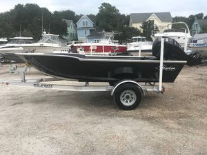 Used Marlon Fishmaster 15 Freshwater Fishing Boat For Sale