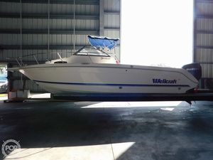 Used Wellcraft 240 Coastal Walkaround Fishing Boat For Sale