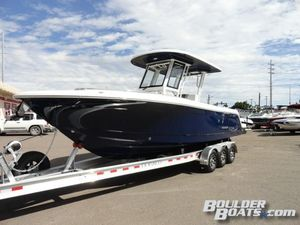New Robalo r272 Freshwater Fishing Boat For Sale