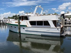 Used Ocean Alexander MK1 Motor Yacht For Sale
