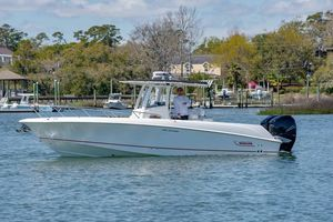 New Boston Whaler 280 Outrage Saltwater Fishing Boat For Sale