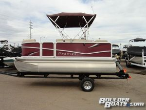 Used Premier 160 E-Series Pontoon Boat For Sale