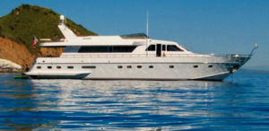Used Canados 88 Motor Yacht For Sale