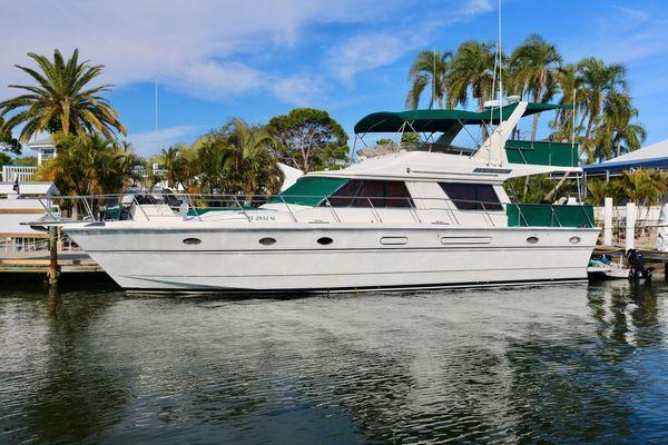 Used President 57 Motoryacht Motor Yacht For Sale